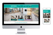 Lomond Kitchens Mobile Responsive Website Design